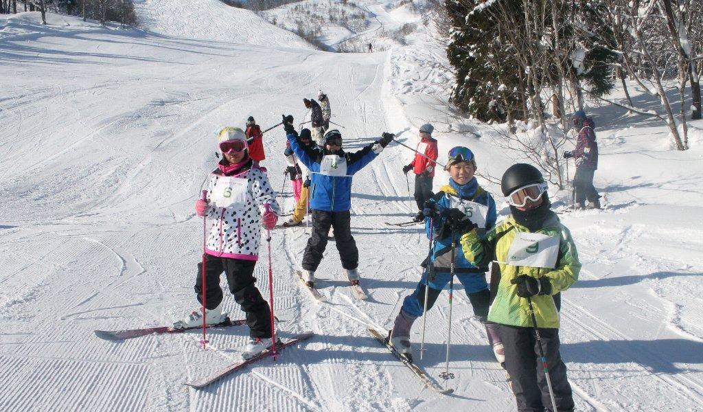 はじめてのスキーツアー2泊(冬)、たっぷり!満足!スキーツアー
