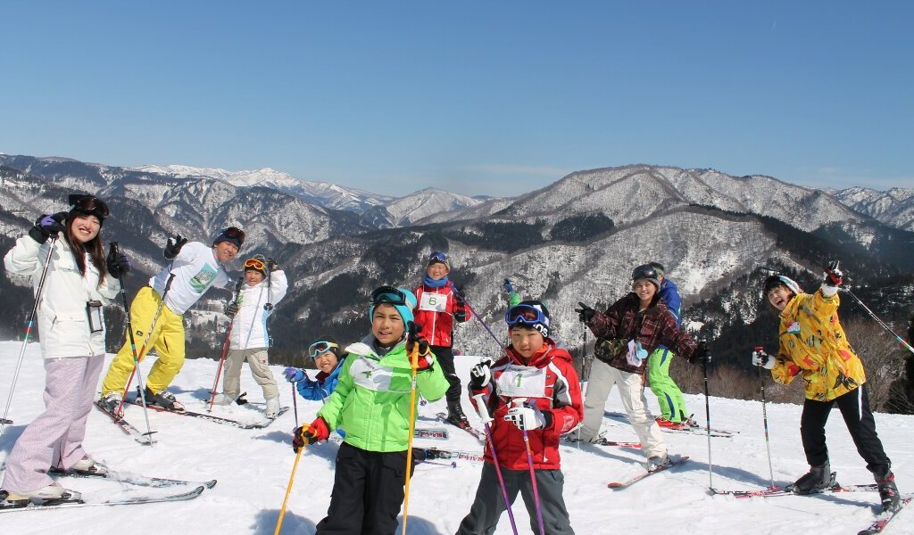 はじめてのスキーツアー(冬)