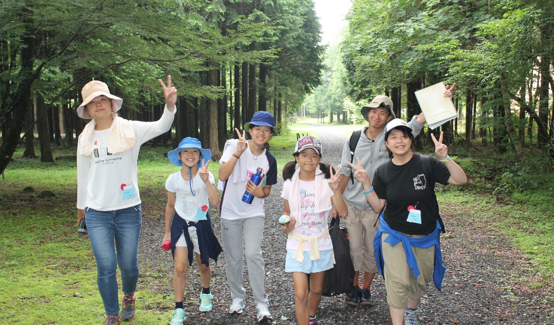 富士登山キャンプ2016