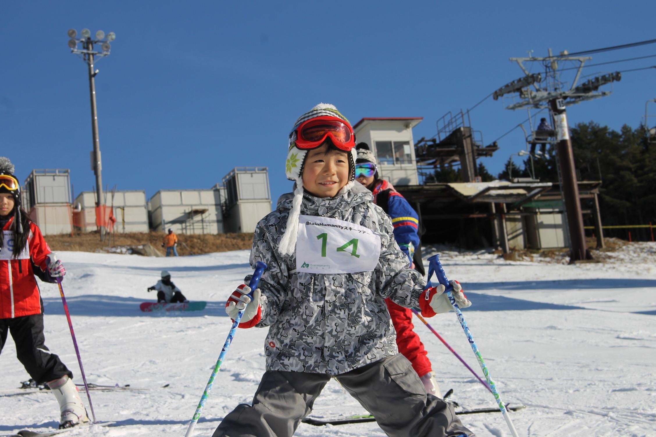 春休みスキーツアーin長野(はじめてコース)
