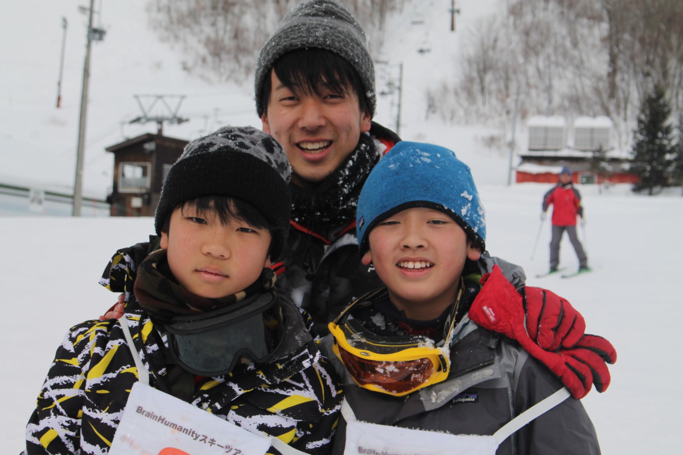 冬休みスキーツアーin長野(はじめて、チャレンジコース)