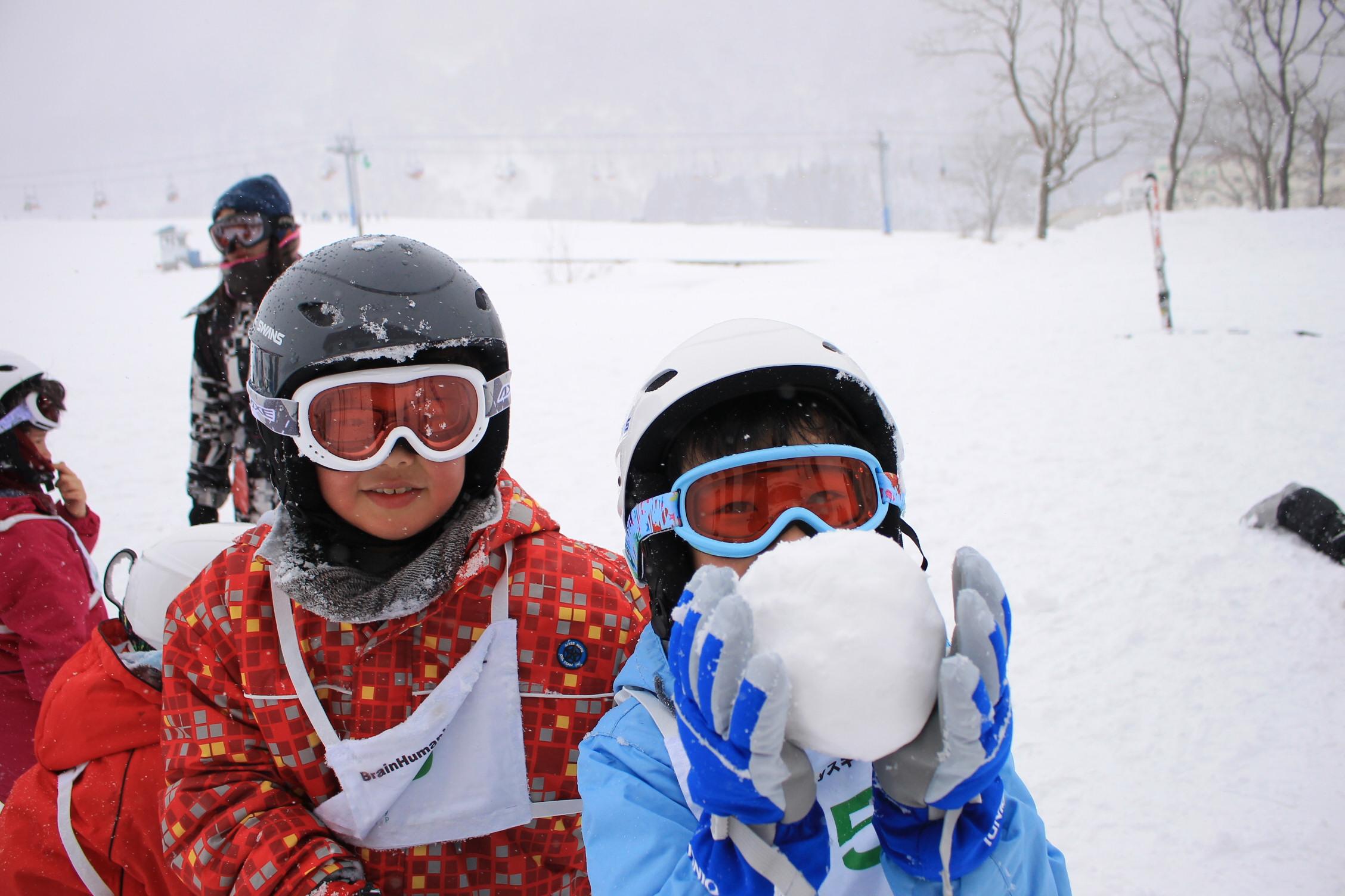 ハチ高原スノーキャンプ2017