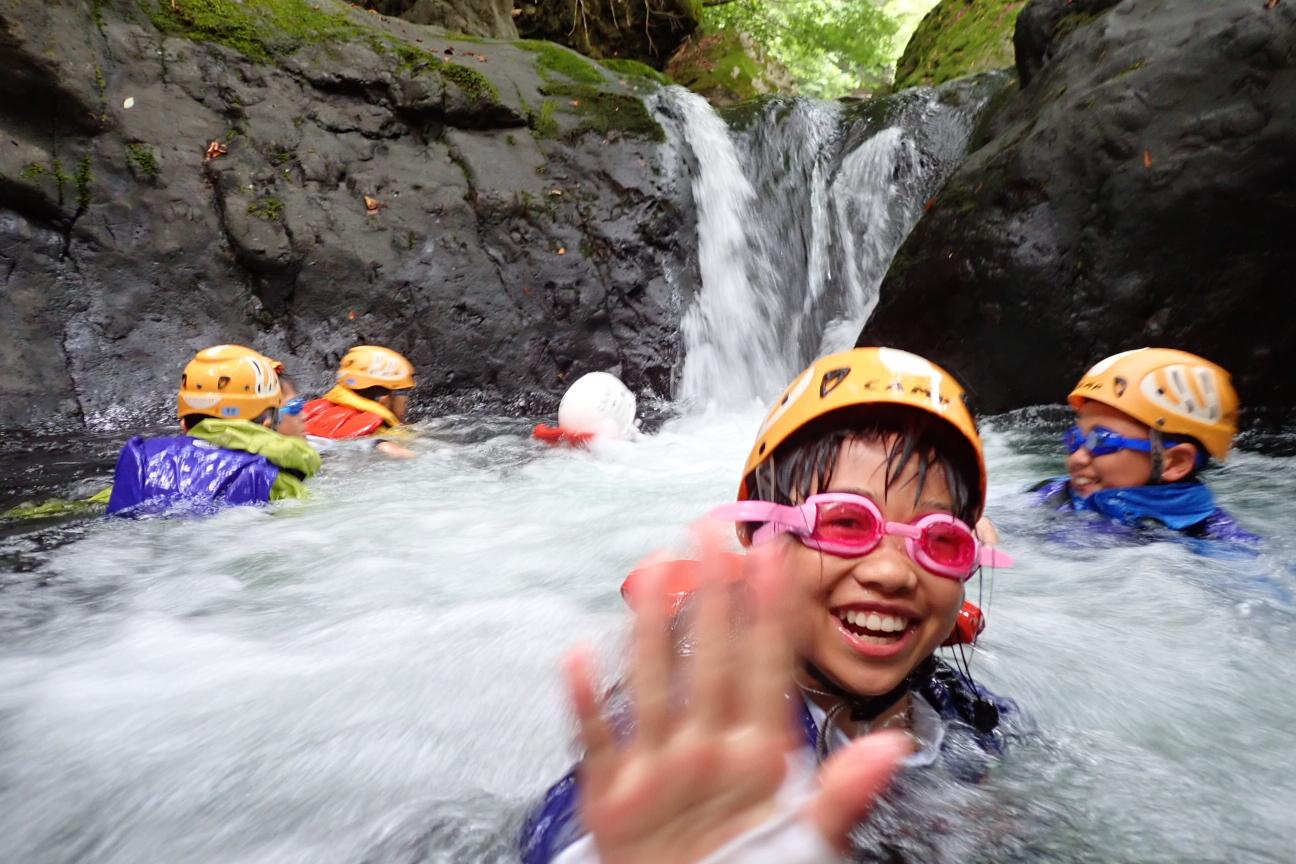 【8/6~8/9・3泊4日】あそベンチャーキャンプ2021〜チャレンジコース・シャワークライミング〜