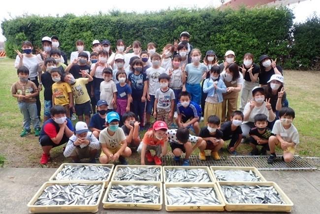 SATAPROサマー!「はじめての釣り体験~釣った魚でBBQ~」