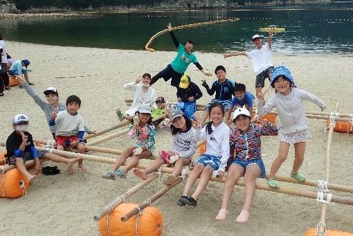 無人島キャンプ~夏だ!海だ!いえしまだ!~